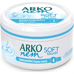 ARKO NEM SOFT TOUCH BAKIM KREMİ 100ML