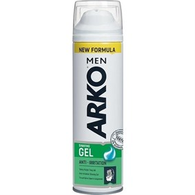 ARKO TRAŞ JELİ ANTİ IRRİTATİON 200 ML