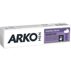 ARKO MEN TIRAŞ KREMİ SENSİTİVE 100 GR