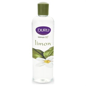 DURU KOLONYA LİMON PET ŞİŞE 400ML