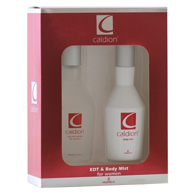 CALDİON CLASSİC EDT 100 ML KADIN PARFÜM + 140 ML VÜCUT LOSYONU SET