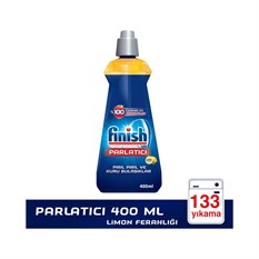 FİNİSH BULAŞIK MAKİNESİ DETERJANI  PARLATICI 400ML LİMON