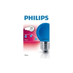 PHİLİPS PARTY 15W E27 220-240V P45 RE 1CT/10X10F