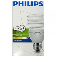 PHİLİPS 23 WATT E27 ES 119 X 62 BEYAZ