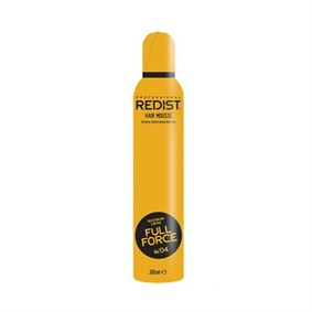 REDİST SAÇ KÖPÜĞÜ 300ML*FULL FRC NO:4