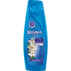 BLENDAX ŞAMPUAN 180 ML NORMAL YENİ