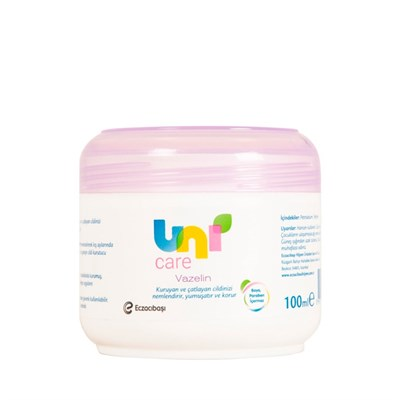 UNI VAZELİN 100 ML