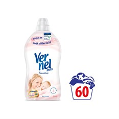VERNEL MAX YUMUŞATICI  1440ML*SENSITVE