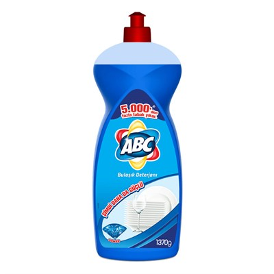 ABC BULAŞIK DETERJANI POWER 1370GR