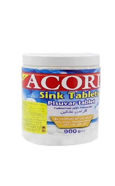 ACORD NAFTALİN TABLET 900GR
