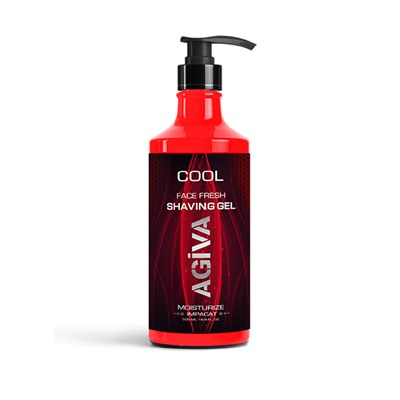AGİVA SAKAL JELİ COOL 500 ML