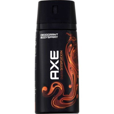 AXE DEODORANT SPREY DARK TEMPTATİON  150 ML
