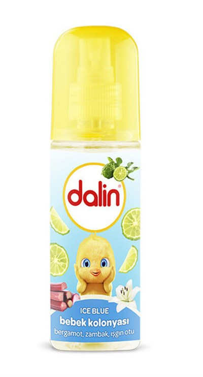 DALİN SPREY BEBEK KOLONYASI İCE BLUE 150 ML