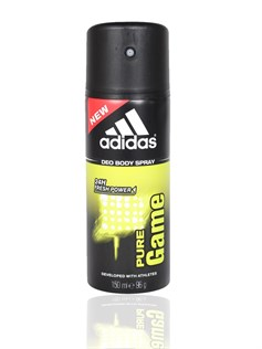ADİDAS DEODORANT PURE GAME  150ML ERKEK