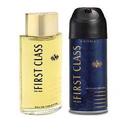 FİRST CLASS EDT ERKEK PARFÜM 100 ML & DEODORANT 150ML