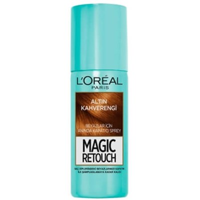 LOREAL PARİS MAGİC RETOUCH NR. 10 CHATAİN DORE ALTN KHVRNGİ