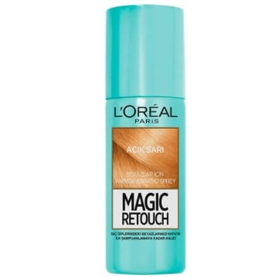 LOREAL PARİS MAGİC RETOUCH NR. 9 BLOND CLAİR DORE