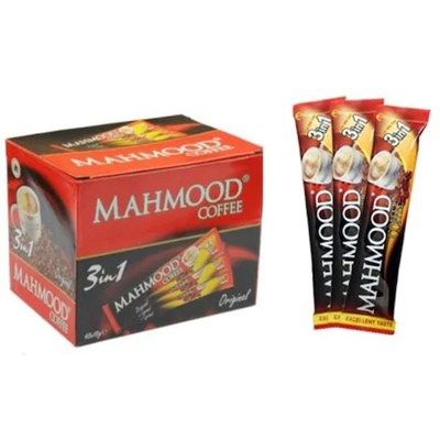 MAHMOOD COFFEE 3 IN 1 KAHVE  48 LI